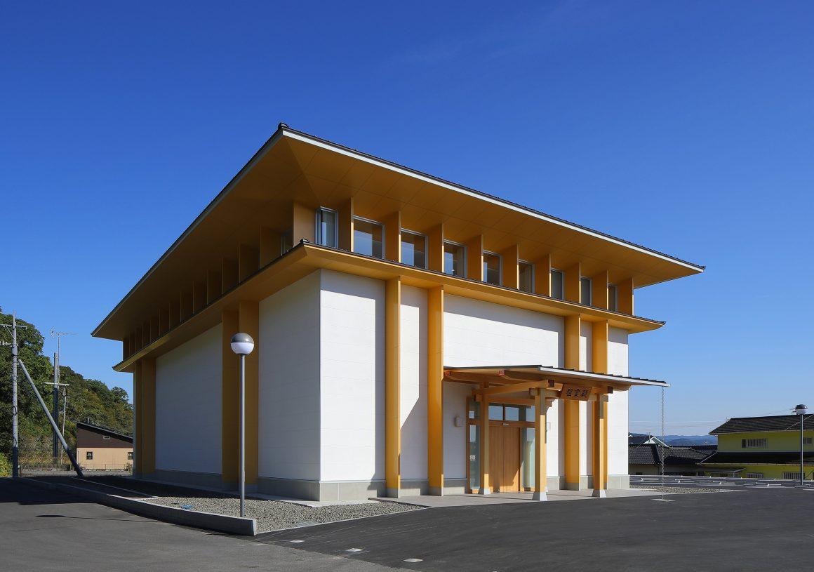 鹿児島神宮祖霊殿 新築工事