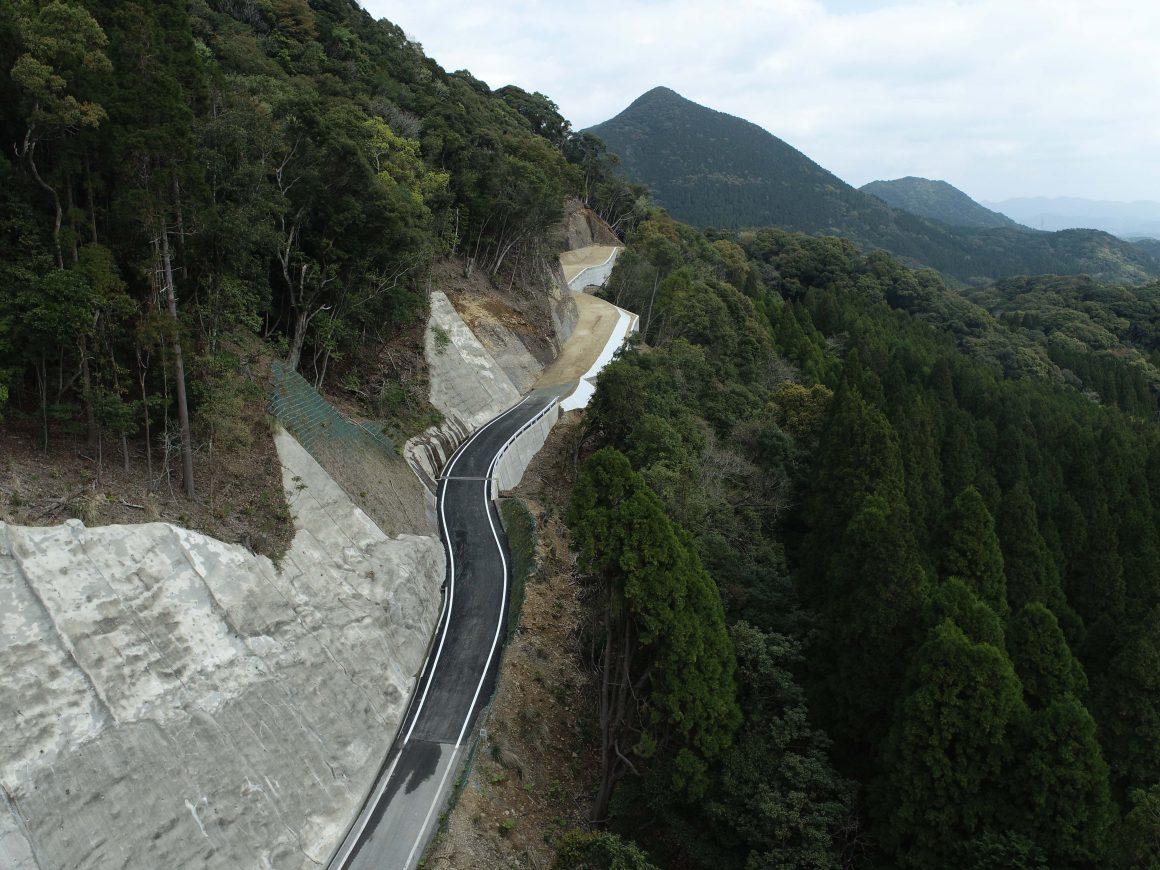 令和元年度 森林管理道開設 瀬戸平山線1工区(森林資源循環利用林道整備事業)