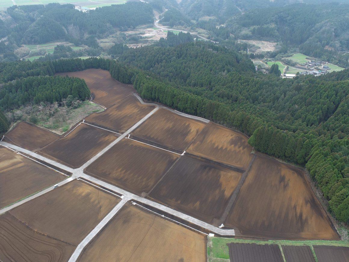 畑地帯総合整備事業(担い手支援型、一般)第四曽於北部地区2-4工区