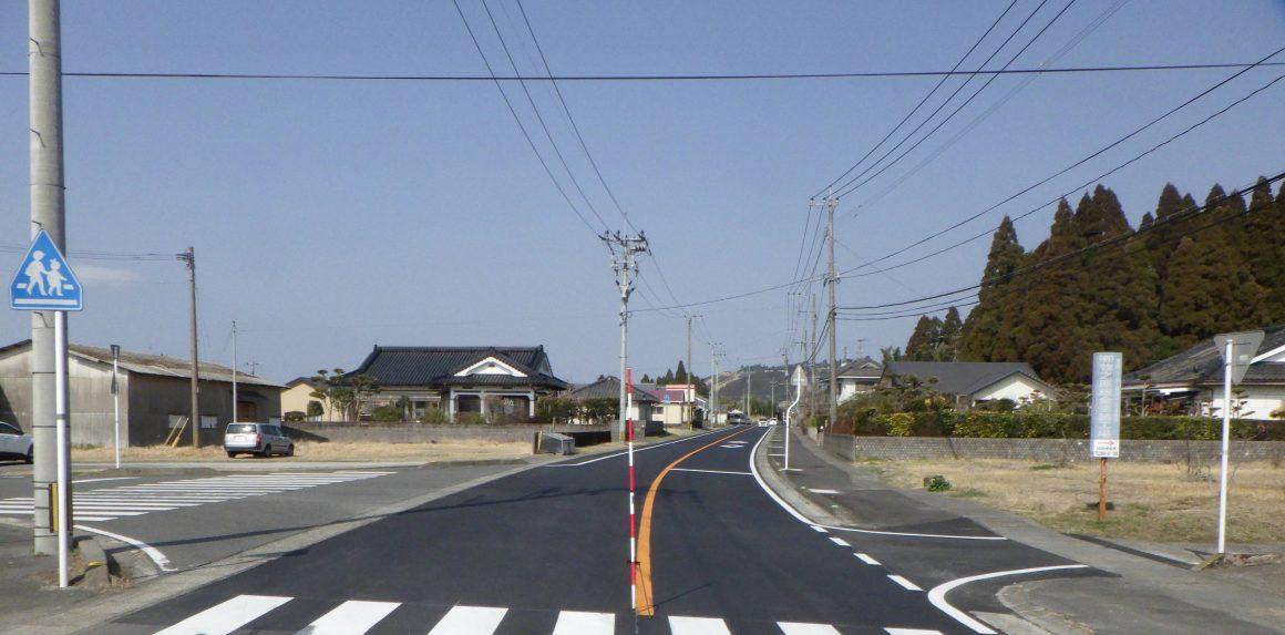 第7-9号県単道路整備(舗装補修)工事(牧之原工区)